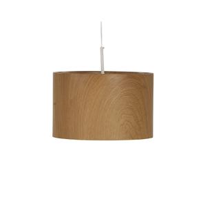 Lámpara suspensión wood