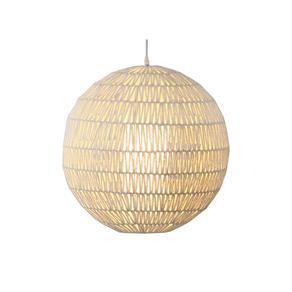 Lámpara suspensión cord esfera