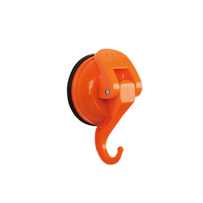 Lever suction hook